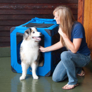 How Soft Dog Crates Contribute to Your Dog's Well Being