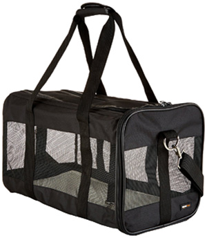 pet carrier for airline cabin