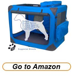 Pet Gear Generation II Deluxe Portable Soft Dog Crate