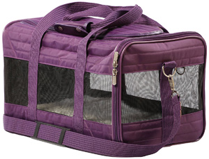 soft pet carrier airline approved